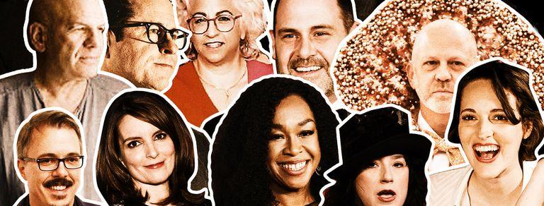 Los creadores de tus maratones: quién es quién en la era de oro de las series