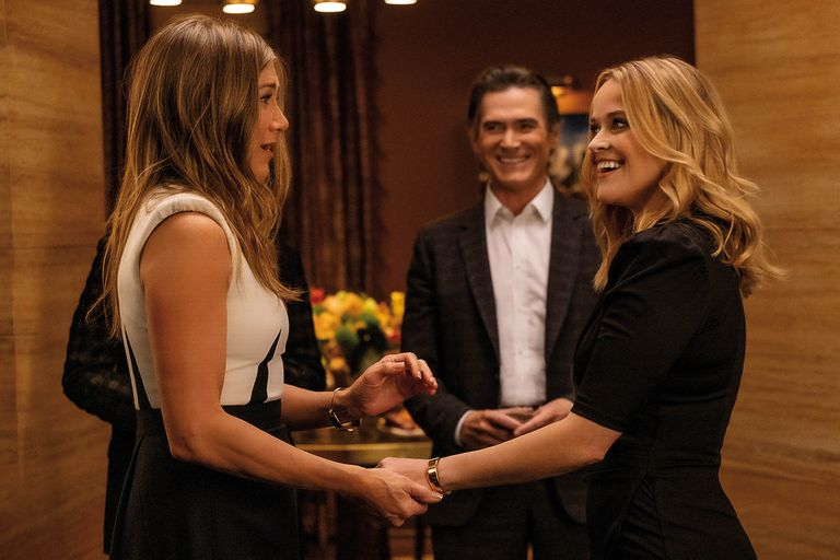 Jennifer Aniston y Reese Whitherspoon vuelven con The Morning Show