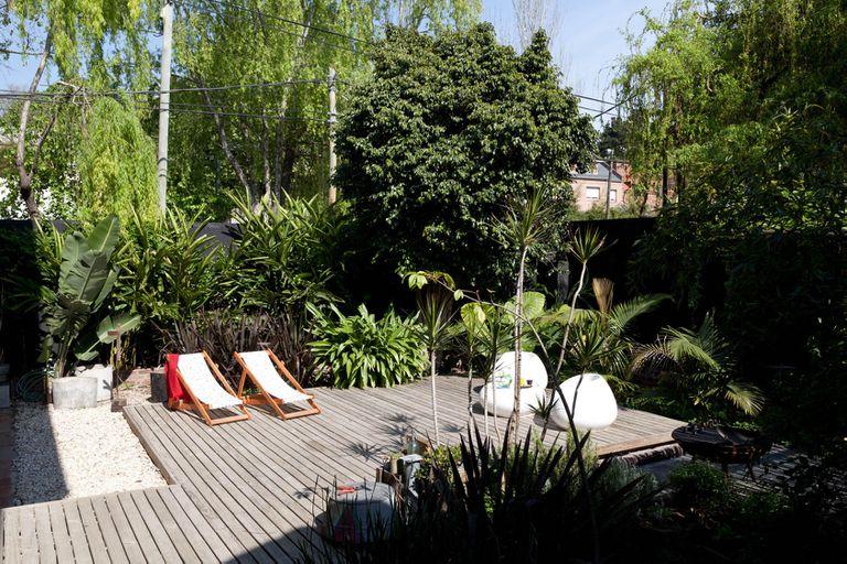 Ideas para disfrutar más de tu jardín urbano