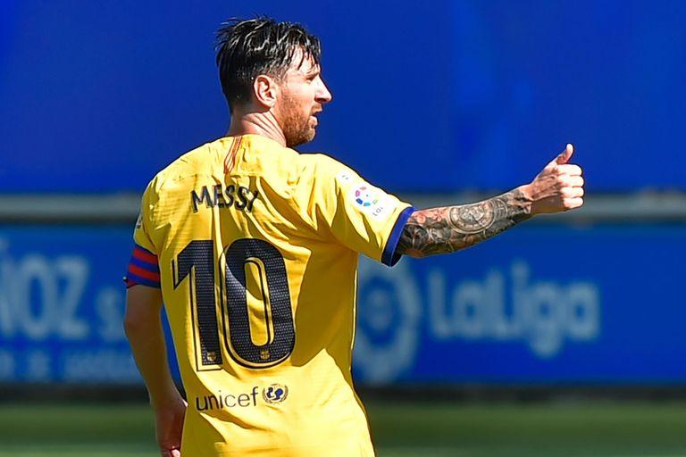 Basta de récords: ahora, Messi sólo quiere conquistar la Champions League