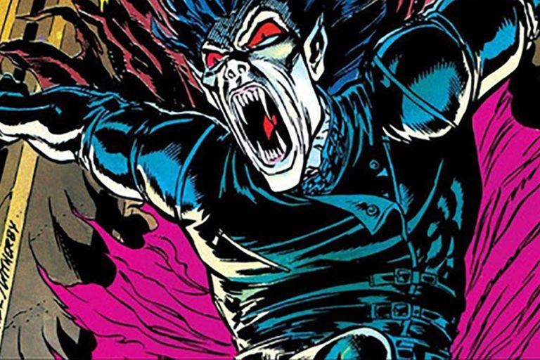 Morbius, prevista para julio del año que viene