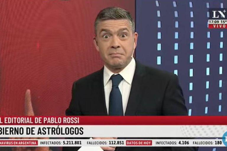 """""""Gachi, Pachi..."""": la insólita comparación que hizo Rossi entre Tolosa Paz y """"La Tana"""" Ferro"""