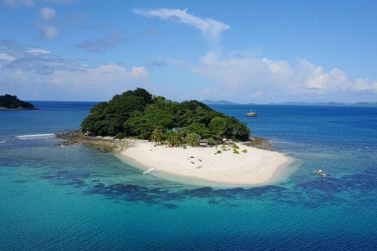 La isla de Brother Island tiene alojamiento de ensueño por un precio único