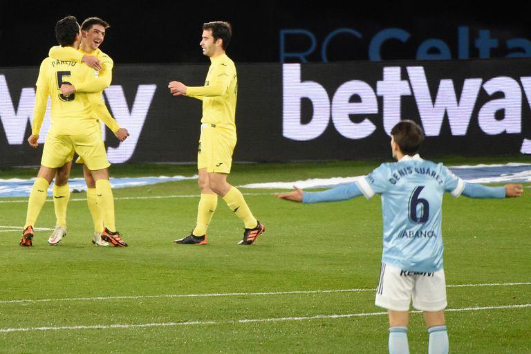 Celta vs Villarreal: se detectaron casos en la Liga de España