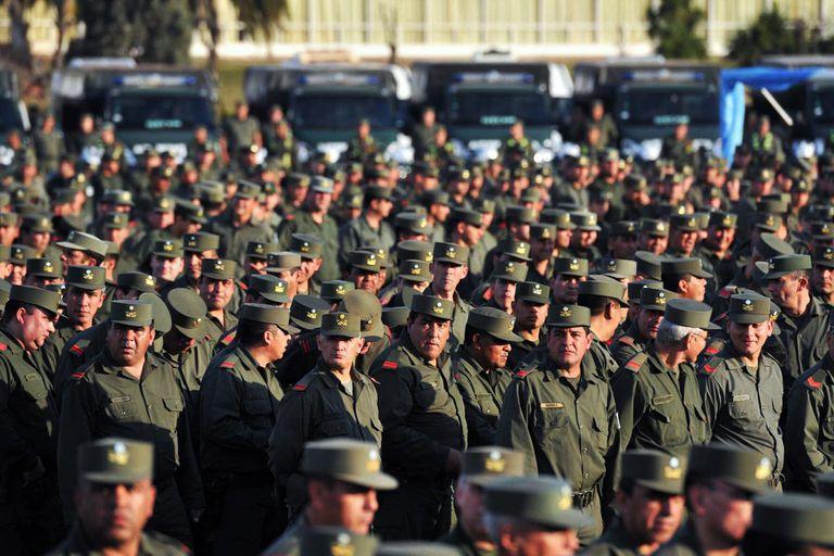 El comandante Marco Castillo estaba al frente desde enero pasado del escuadrón de Zárate