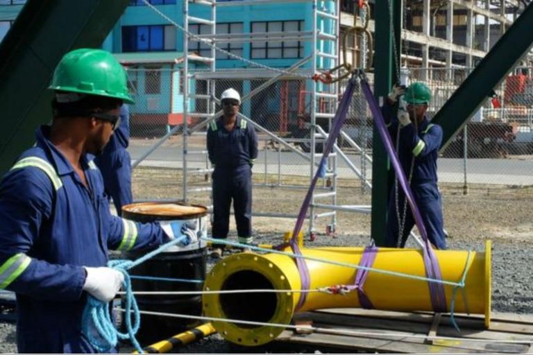 Se calcula que el petróleo hará aumentar el PBI de Guayana en más de 300%