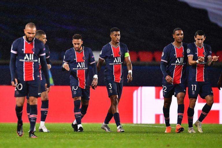 Robos a futbolistas del PSG: la medida de seguridad que tomará el club