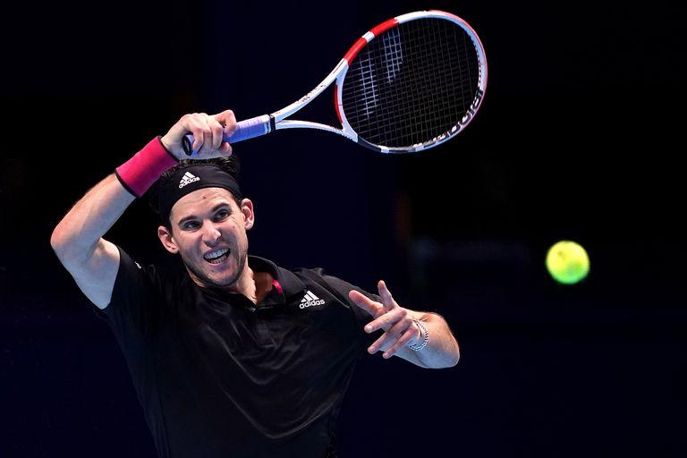 Masters: la fantástica remontada de Thiem ante Djokovic y el pase a la final