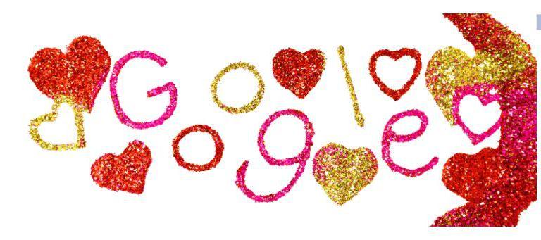 Día de San Valentín 2021: Google celebró al amor