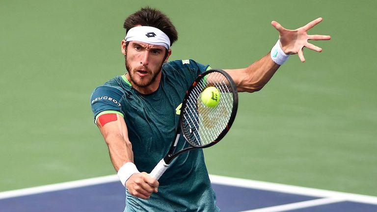 Miami Open: ganó Leonardo Mayer y juegan Zeballos y Kicker