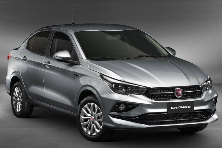 El Fiat Cronos volvió a ser en marzo el auto más vendido en la Argentina