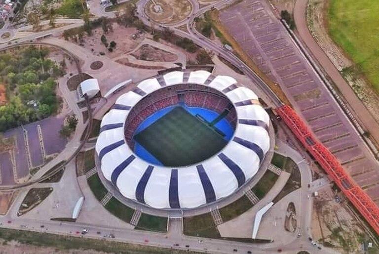 Estadio Único Madre de Ciudades de Santiago del Estero.