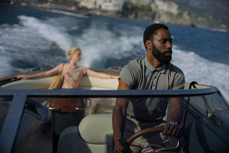John David Washington en Tenet