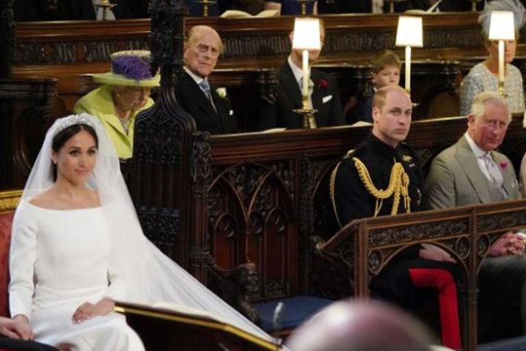 La verdad sobre el asiento vacío en la boda del príncipe Harry y Meghan Markle