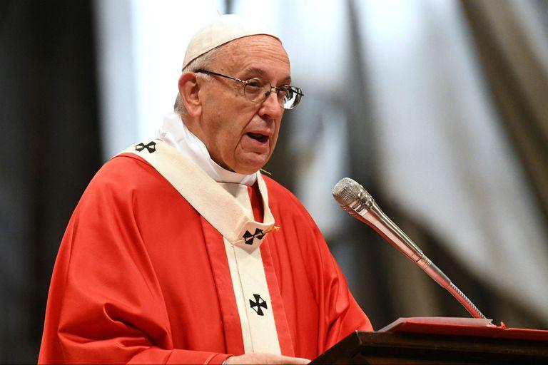 """Papa Francisco: """"¡Cuántos pobres son hoy pisoteados!"""""""