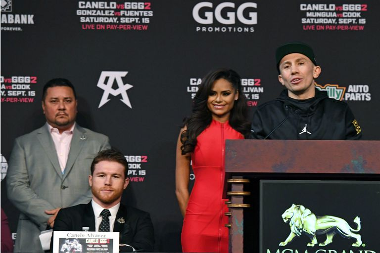 Canelo Álvarez-Gennady Golovkin. El primer round ya lo ganó el kazajo