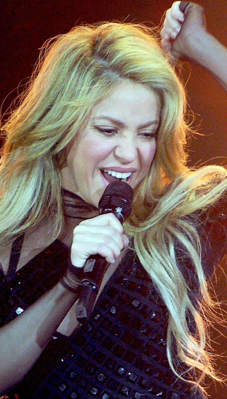 Shakira atraviesa un difícil momento de salud