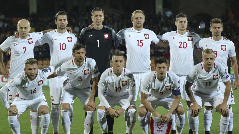 Selección Polonia