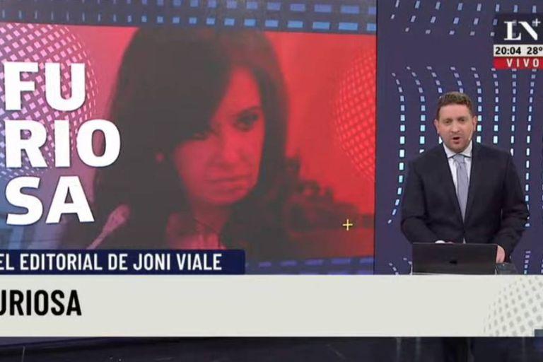 """Jonatan Viale: """"El problema de Cristina es que controla todo menos la Justicia"""""""