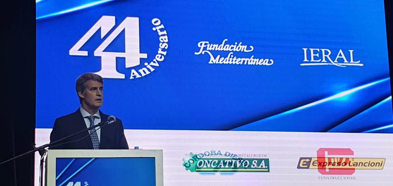 La dura crítica de Alfonso Prat-Gay al Gobierno