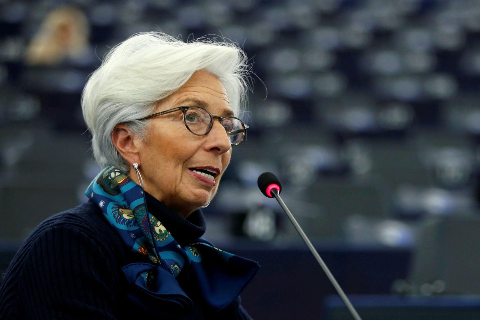 La titular del Banco Central europeo, Christine Lagarde, fue una de las voces que promovió la regulación de las cripto