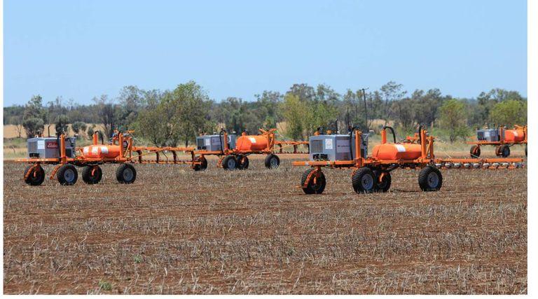 De sembradoras autónomas a flotas de pulverizadoras: esto es lo que viene