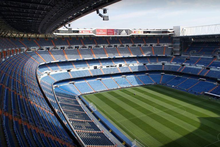 Destino impensado: el estadio de Real Madrid, el escenario de la superfinal entre River y Boca