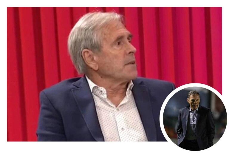 """""""Cai"""" Aimar fue lapidario al hablar del futuro de Miguel Ángel Russo en Boca"""