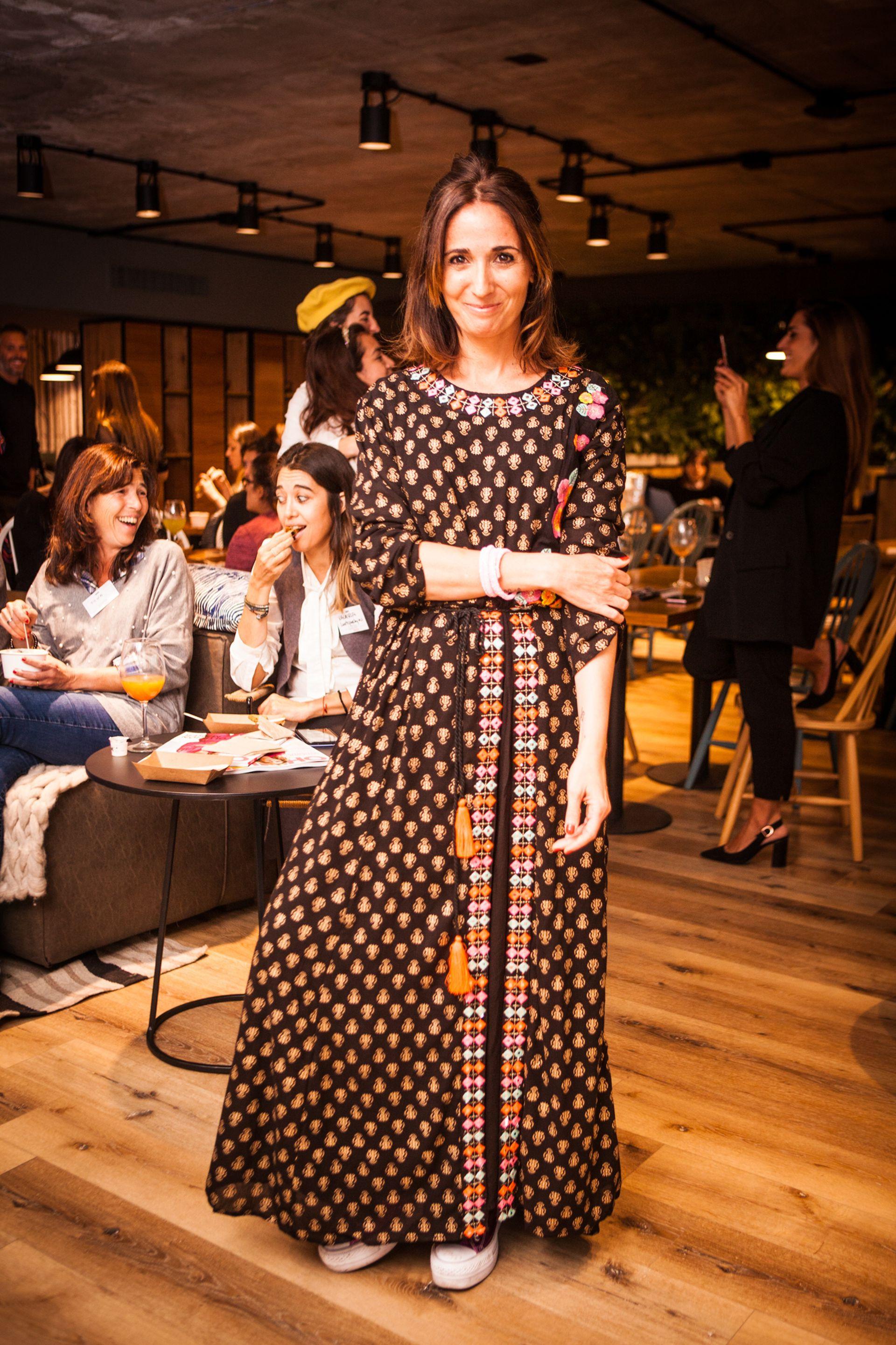 Nati Zubeldía es influencer, vive en México y tiene su propia tienda de accesorios. Ella también fue votada por las lectoras como una de las emprendedoras más influyentes.