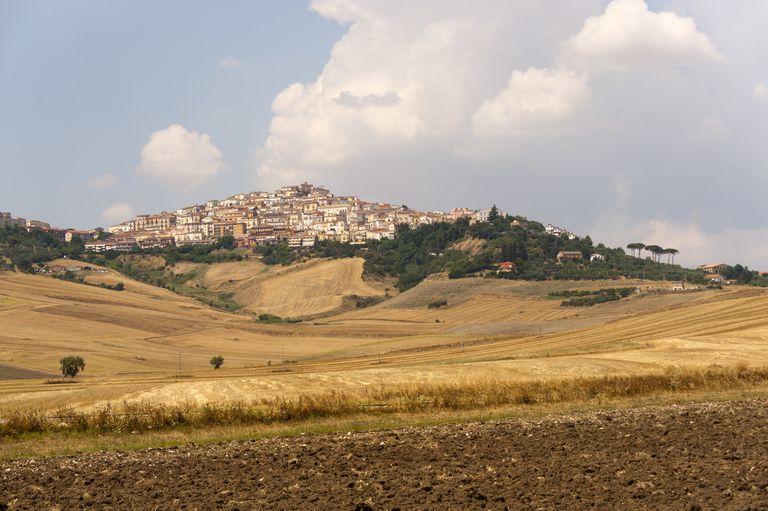 Candela en Foggia, Italia
