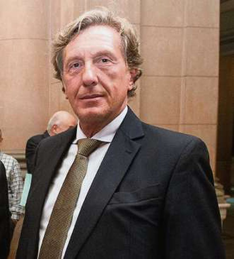 Eduardo Farah, camarista federal
