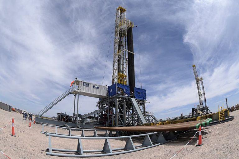 Por la explotación de Vaca Muerta, el uso de capacidad instalada en el sector petrolero se mantiene por encima del promedio