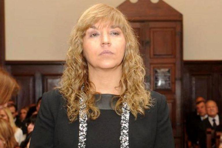La fiscal tucumana María del Carmen Reuter