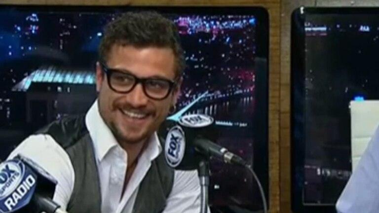Osvaldo habló de Jimena y Morirson