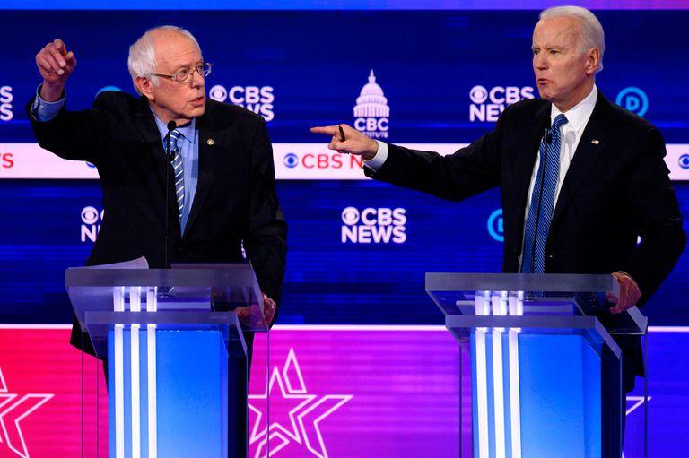 Joe Biden dio otro paso decisivo hacia la candidatura presidencial demócrata