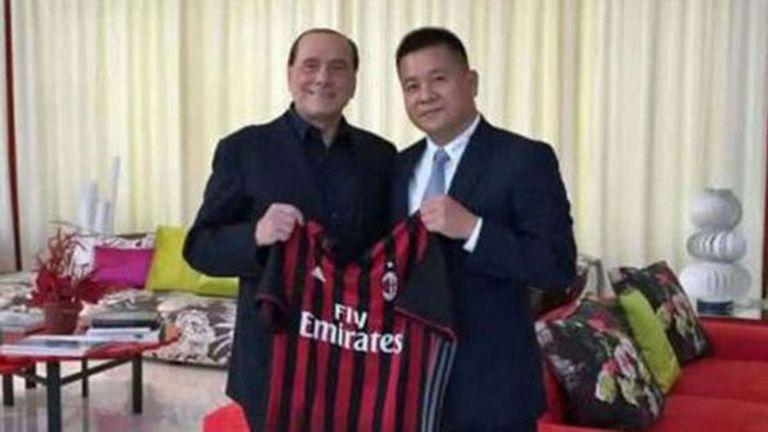 Berlusconi vendió el Milan