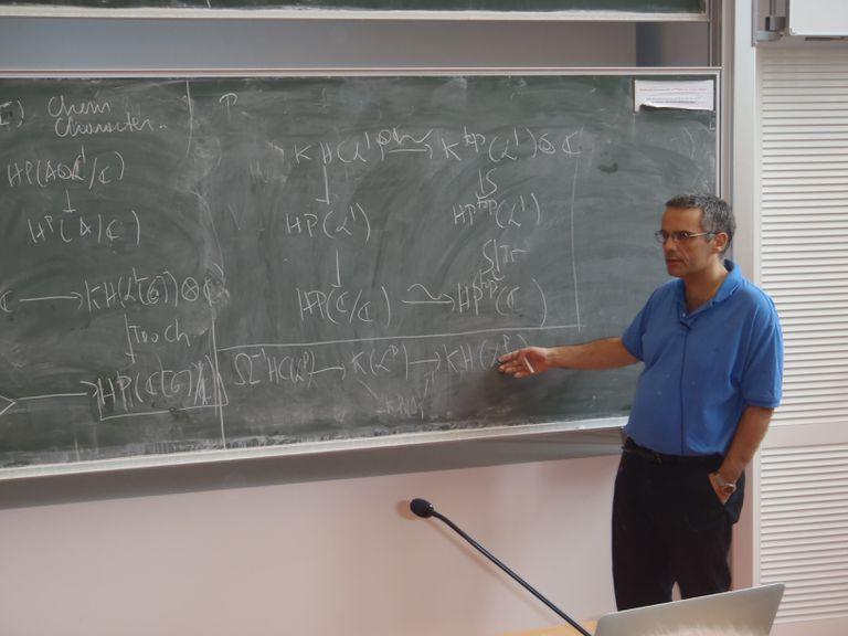Guillermo Cortiñas, matemático de la UBA distinguido con el premio de la Fundación Alexander Von Humboldt