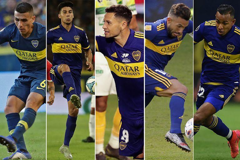 La presión de Villa para irse, un problema repetido en el actual ciclo de Boca