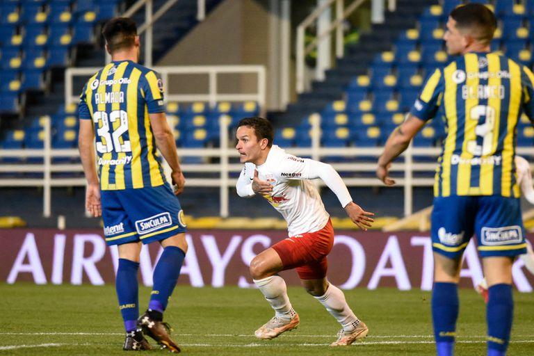 Rosario Central ofreció el corazón y Bragantino puso los goles en un partidazo: 4-3