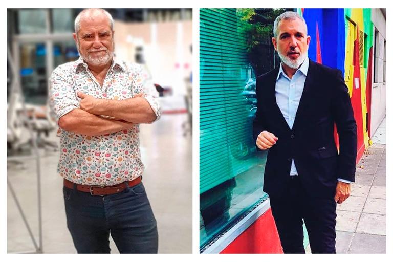 Osvaldo Bazán y Pablo Duggan se cruzaron por las visitas a Olivos durante la cuarentena