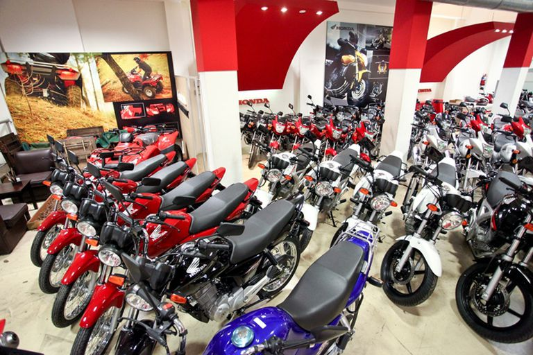 Las motos ganaron relevancia ante las restricciones al transporte y los nuevos hábitos