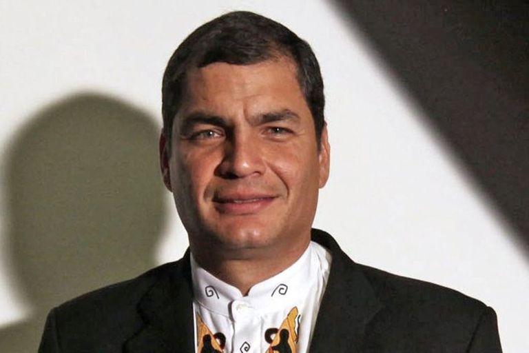 Ecuador: desde Bélgica, Rafael Correa se postuló como candidato a vicepresidente