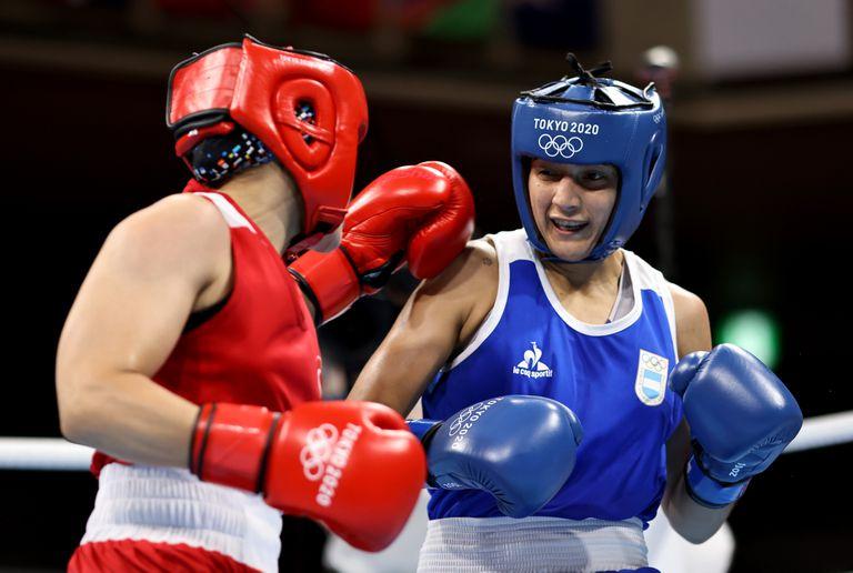 Dayana Sánchez reivindicó la lucha de la mujer en el boxeo argentino