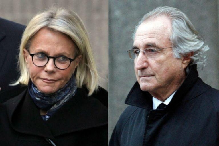 Ruth y Bernard Madoff en una de sus útlimas apariciones juntas