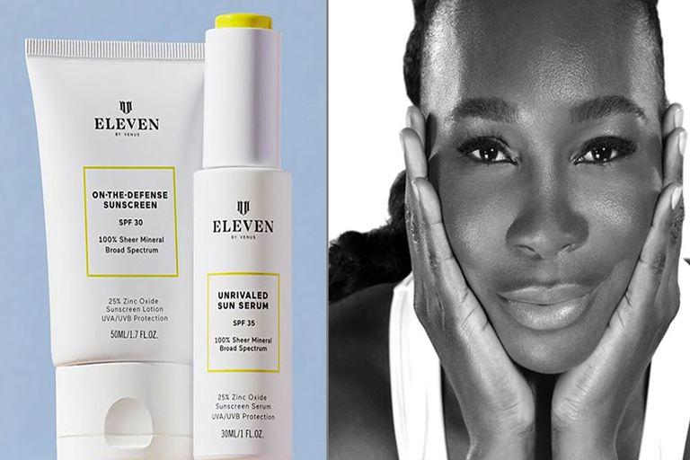 El otro lado de Venus Williams: la línea de cosmética de una ex número 1