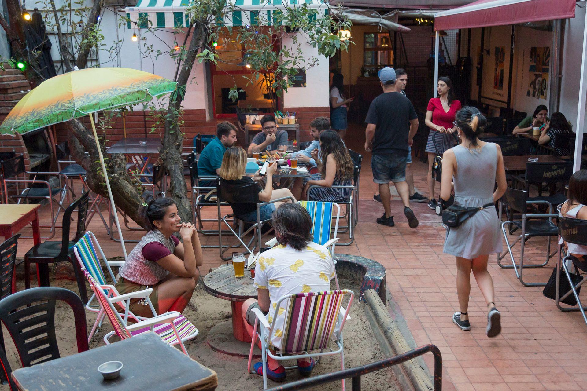 Bar de Kowalski, en Almagro