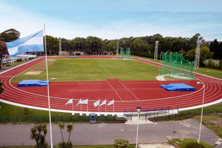 El Centro Nacional de Alto Rendimiento Deportivo, uno de los campos mantenidos por Deportes