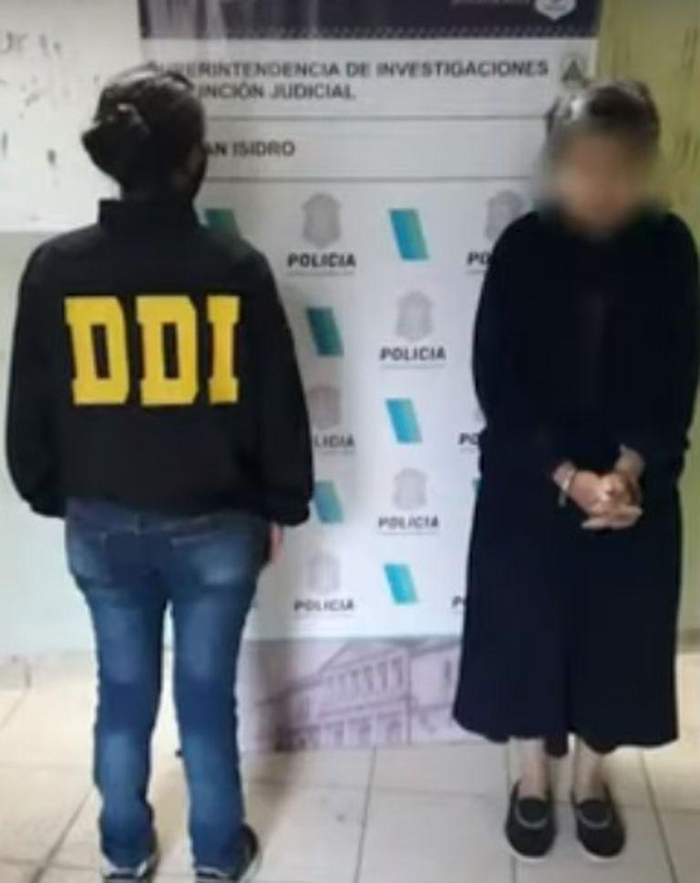 La religiosa que pertenece a las Hermanas Trinitarias fue acusada por abusos cometidos en un hogar ubicado en Boulogne de su congregación