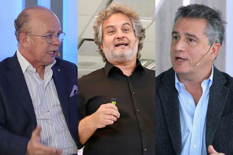"""Referentes del empresariado hablaron de """"abuso de poder"""" tras lo acontecido entre el ministro de Seguridad, Aníbal Fernández, y el historietista Nik"""