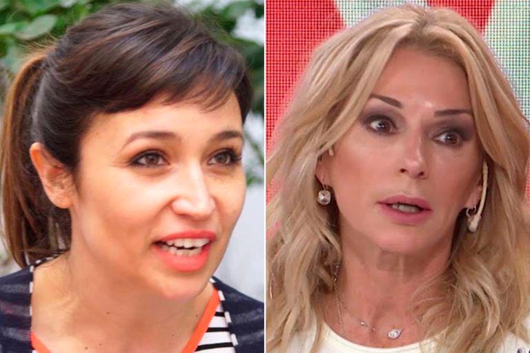 Julia Mengolini explicó cómo financia su radio online y Yanina Latorre salió al cruce